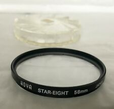 Hoya Vintage 58mm Star-Eight Effects Filter