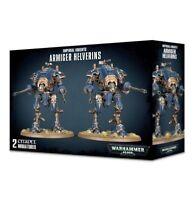 Warhammer 40k Imperial Knights Armiger Helverins NIB