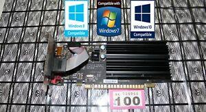 XFX ATI AMD RADEON HD5450 1GB HDMI DVI VGA Low profile