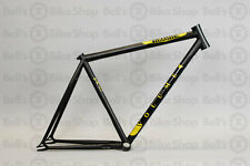 Volume Thrasher V1 Bicycle Frame Medium 50cm Flat BLACK Fixed Gear
