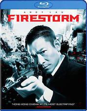 Firestorm BLU RAY- Hong Kong RARE Kung Fu Martial Arts Action movie NEW DVD