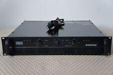 SAMSON S700 POWER AMPLIFIER