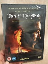 There Will Be Blood-Daniel Day Lewis(R2 DVD)New+Sealed Oscars Robert Elswit DOP