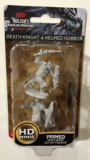 DEATH KNIGHT & HELMED HORROR Nolzur's new wizkids DUNGEONS AND DRAGONS