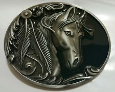 HORSE BELT BUCKLE AMAZING DESIGNS & QUALITY FREE SHIPPING BRAND NEW