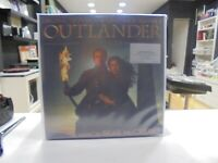 Outlander 2LP Europa Original TV Soundtrack 2020 Limitierte Flaming Vinyl 180GR