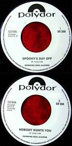 Single Swinging Soul Machine: Spooky´s day off (Polydor 59 268) Promo