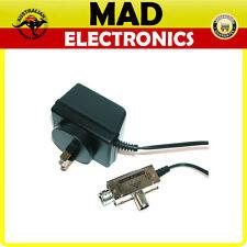 HILLS Power Supply PSU10P 14VDC @ 150mA PAL type (suits Q-Amp and LARA) BC74693