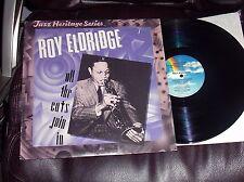 ROY ELDRIDGE All Cats Join In MCA LP I Can't Get Started CECIL PAYNE Duke Jordan