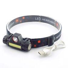 Diving Headlamp Headlight Underwater Flashlight Torch Light CREE T6 LED 18650