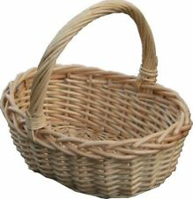 Red Hamper Childs Oval Shopping Basket