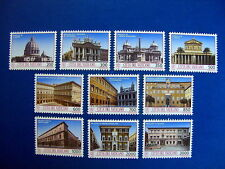 Architecture Vatican Stamps