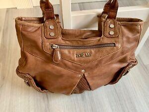 """Seltenes Designerstück - Original Zoe Lu """"Fly"""" Damenhandtasche in Braun"""