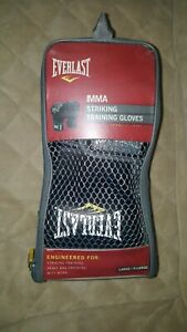 Everlast  MMA striking Training Gloves Size L/XL