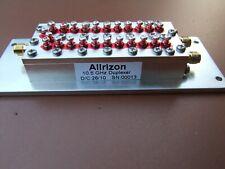 10,5GHz Filter /  ALLRIZON , SMA-SMA