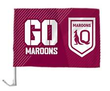 2021 State of Origin QLD QUEENSLAND Go Maroons Car Flag Christmas Gift