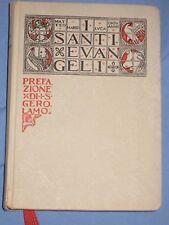 I SANTI EVANGELI prefazione di S. Gerolamo - Morcelliana    (E1)