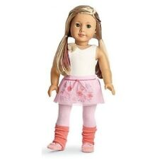 American Girl Doll Isabelle's Mix & Match Sparkly Skirt Outfit Ballet NEW! Dance