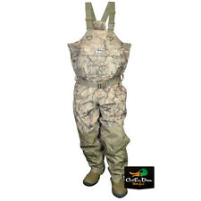 NEW BANDED REDZONE BREATHABLE INSULATED CHEST WADERS NATURAL GEAR CAMO SIZE 8