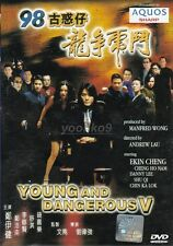 Young and Dangerous 5 (1998) 98古惑仔之龙争 - English Sub _ DVD H.K Movie _ Ekin Cheng