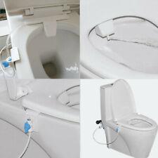 Clean Clear Rear End Butt Wash Bidet Adjustable Toilet Fresh Water Spray Washer