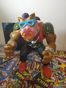 1990 TMNT Giant Bebop Teenage Mutant Ninja Turtles Vintage Mirage PlaymatesToys