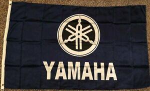 YAMAHA SPORTS CAR FLAG new 3x5ft superior quality USA seller