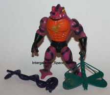 1985 Mattel He-Man Masters of the Universe Tung Tongue Lashor 100% Complete