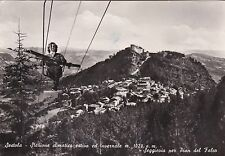 SESTOLA (Modena) - Staz. clim. - Seggiovia per Pian del Falco 1951