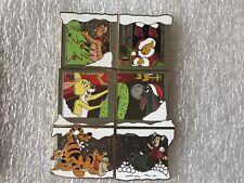 Le Winnie The Pooh Tigger Christmas Window Holiday Countdown Calendar Disney Pin
