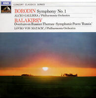 XLP 30107 Borodin Symphony no. 1 Balakirev Russian Themes Matacic NEAR MINT