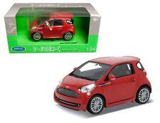 WELLY 1:24 W/B ASTON MARTIN CYGNET Diecast Car Model Red Color