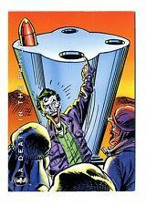 Skybox 1994 Batman Saga of the Dark Knight Base Card #40 Missile Deal