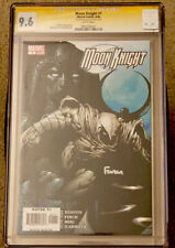 MOON KNIGHT #1 CGC 9.6 SS SIGNED BY DAVID FINCH (2006) MARVEL DISNEY+ NM