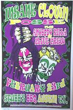 Insane Clown Posse Concert Poster 1999