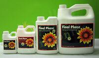 Advanced Nutrients FLAWLESS FINISH (FINAL PHASE) 250mL 500mL 1L 4L Liter Flush