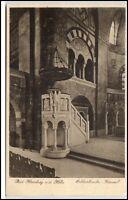 Bad Homburg v.d. Höhe Hessen alte Postkarte ~1910/20 Kanzel der Erlöserkirche