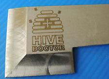 Beekeeping - Hive Doctor stainless steel hive tool - J hook style