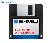 EMU version du système d'exploitation 4.61 fourni sur disquette-e-mu ultra