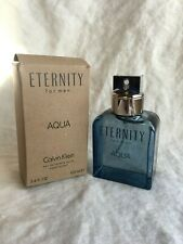 ETERNITY AQUA by Calvin Klein for Men Cologne 3.4 oz edt New TESTER