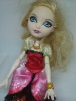 Ever after high Apple white jointed articulated doll figure rare