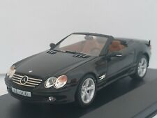 1/43 MERCEDES BENZ SL600 SL 600 V12 COCHE DE METAL A ESCALA CAR SCALE DIECAST