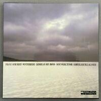 F375 Schubert Winterreise Lieder an den Mond Weir Bächli 2LP Private Pressing