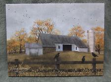Casual Conversion Crows Canvas Home Decor Billy Jacobs Barn Farm