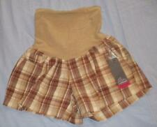 New Oh Baby by Motherhood Women's Maternity shorts size L