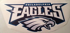"Philadelphia Eagles FATHEAD Official Team Banner 15.5"" x 7"" NFL Wall Graphics"