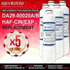 5x Samsung French  Door  Fridge SRF719DLS replacement  Water Filter  Korea