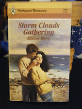 Storm Clouds Gathering by Edwina Shore (1989, Paperback)