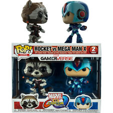 Marvel Vs. Capcom - Rocket vs Mega Man Pop! Vinyl Figure 2-Pack