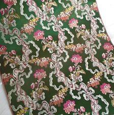 Antique Lyon/ Spitalfields 18th Century Silk Brocade. Full width.